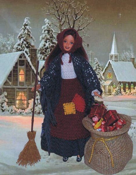 Barbie Befana