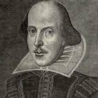 Shakespeare ritratto