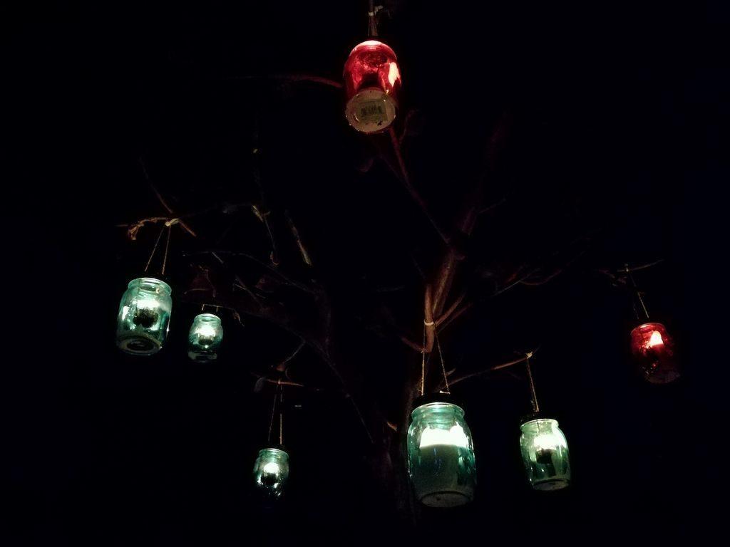 candele a candelara spegnimento luci