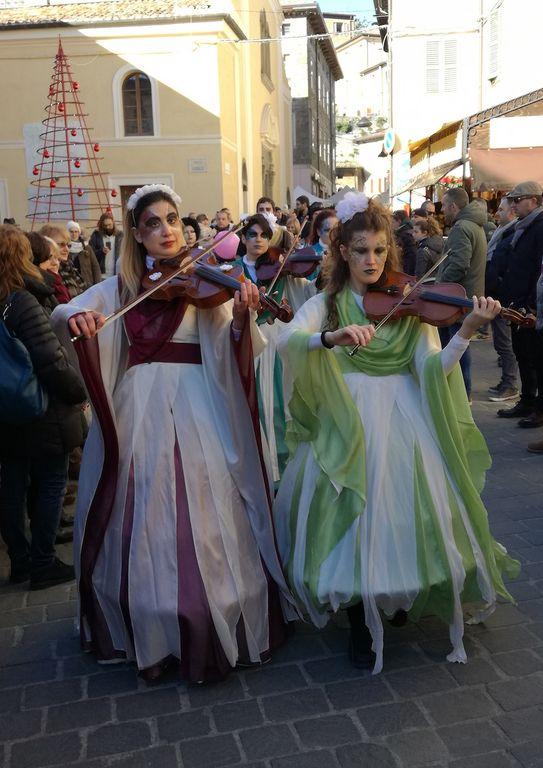 mercatini di Natale Sant'Agata Feltria Rimini
