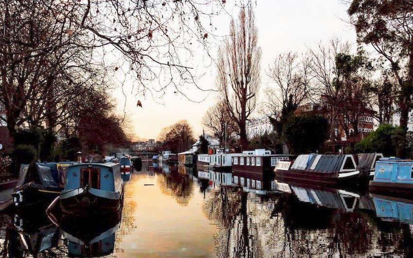 Little Venice canale