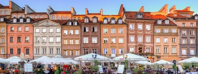 cover post Varsavia