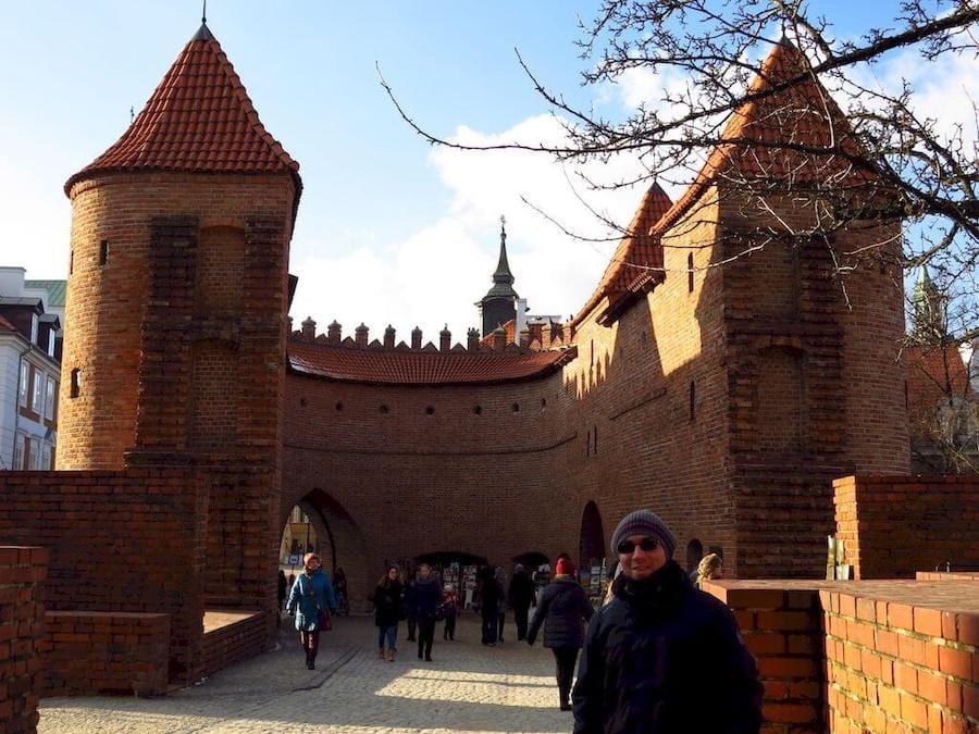 barbacane Varsavia