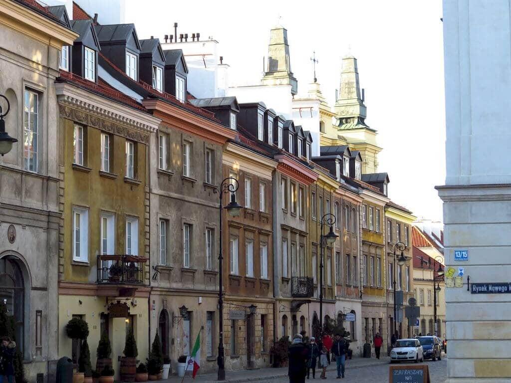 Città nuova Varsavia