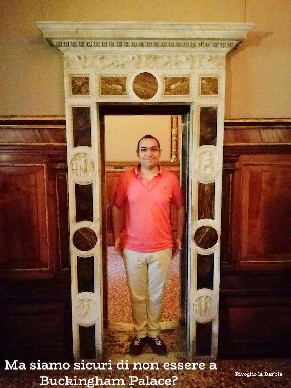 portiolo studiolo isabella d'Este palazzo Ducale MAntova