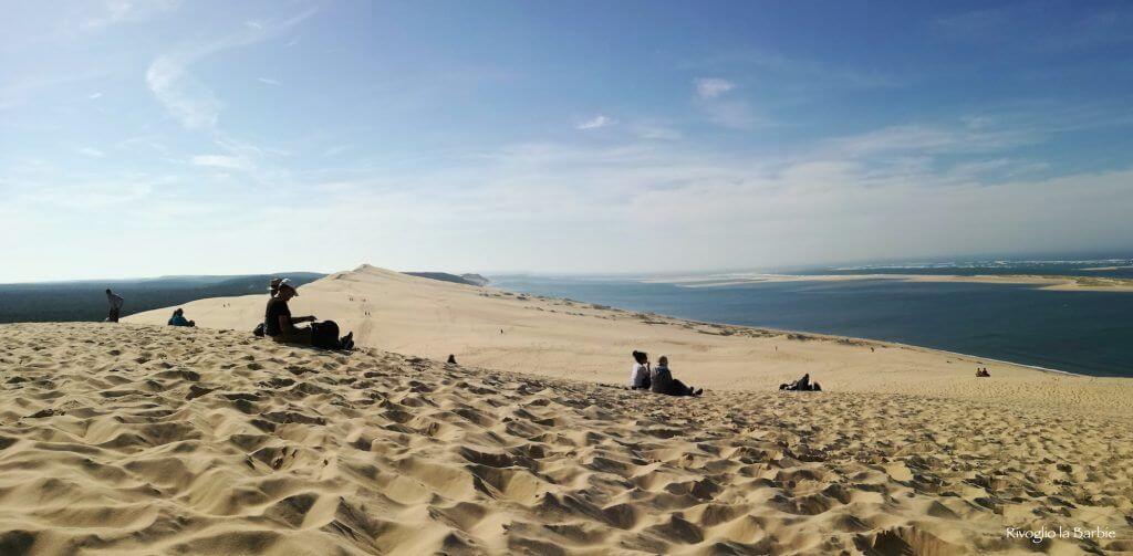 Dune du Pilat Arcachon Nuova Aquitania