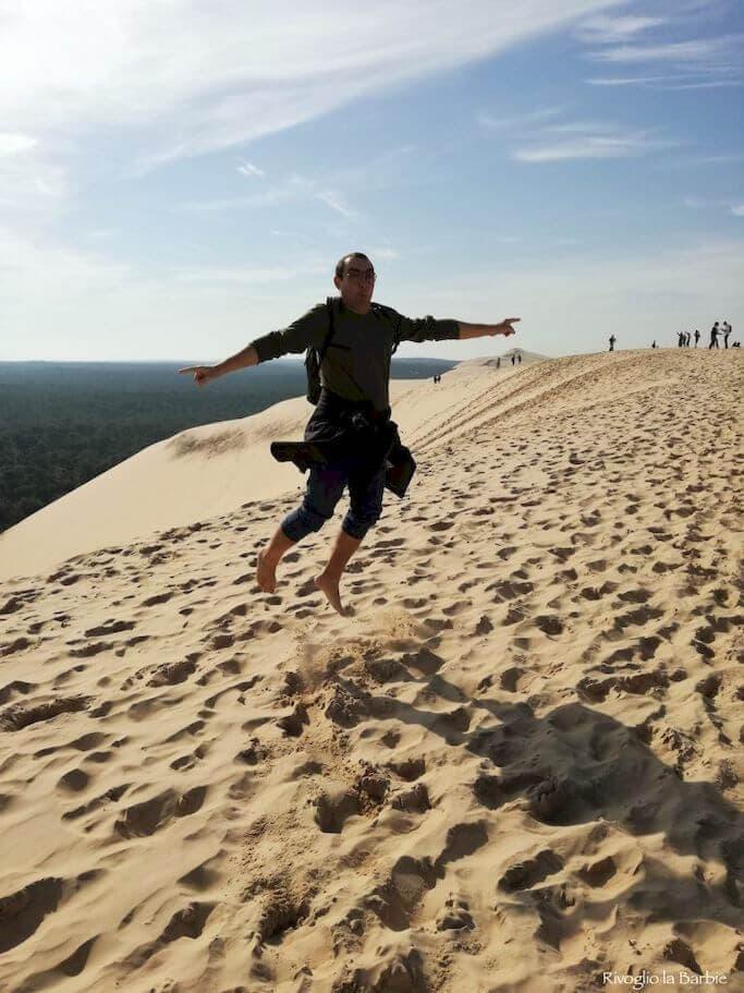 Dune du pilat salto