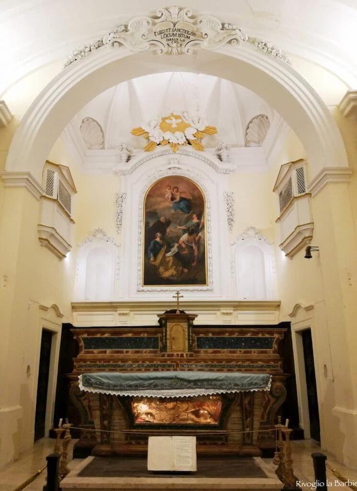 chiesa di san marco Mombaroccio