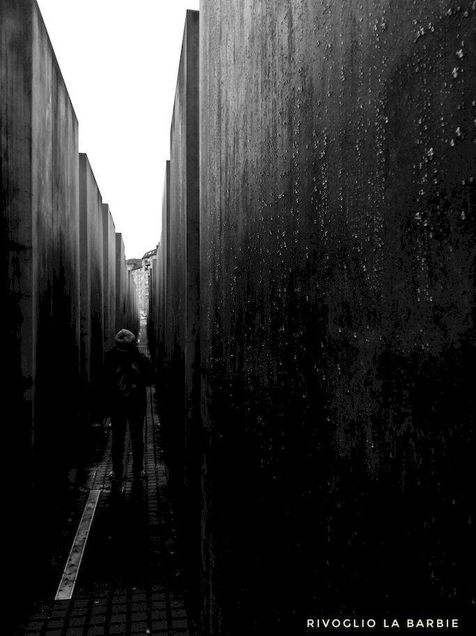 Holocaust Mahnmal Berlino