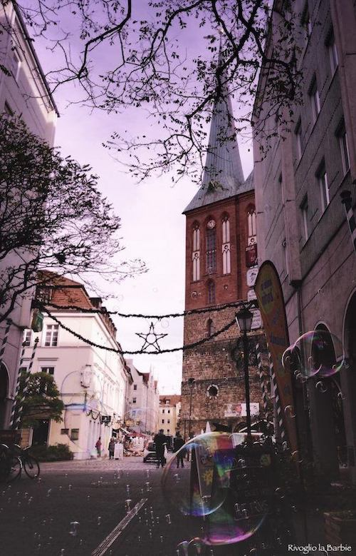 Nikolaiviertel Berlino