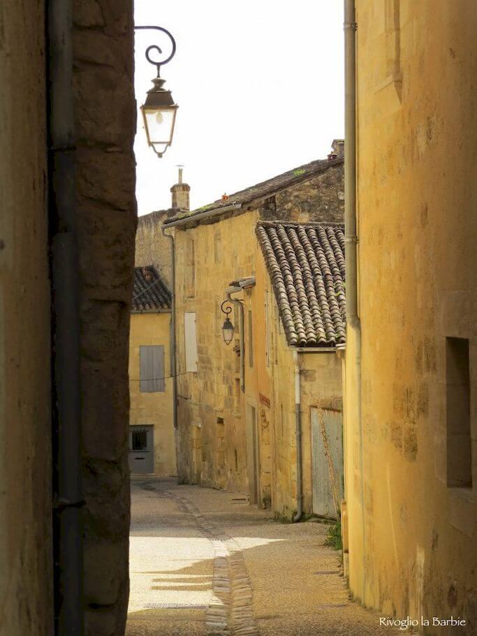 vicoli Saint-Émilion