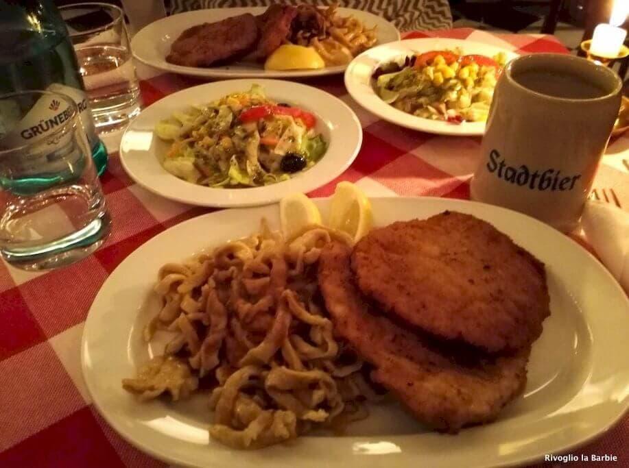 Wienerschnietzel Joseph Roth Diele Berlino