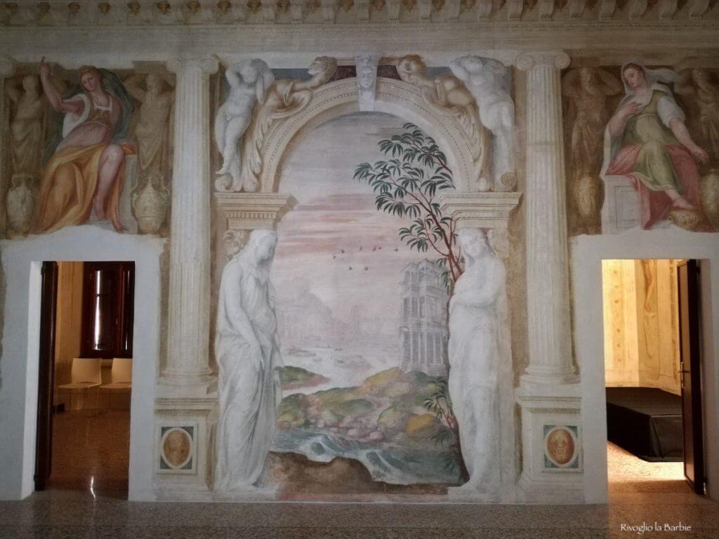 interni villa pisani monselice