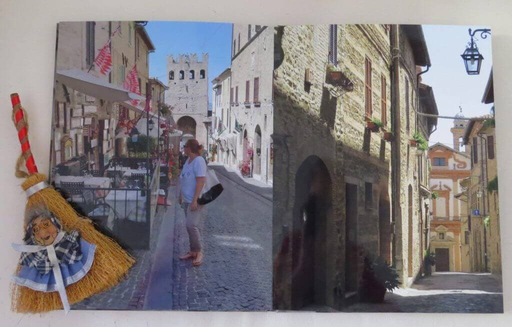 fotolibro Weekend in Umbria