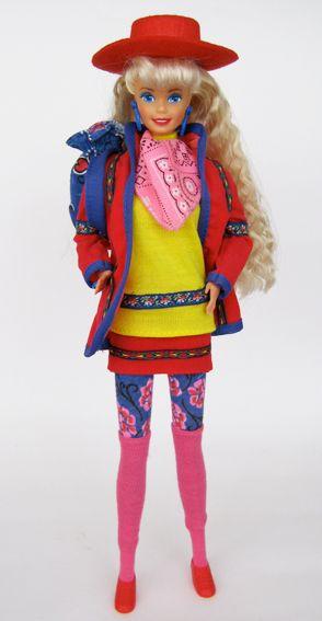 barbie anni 90