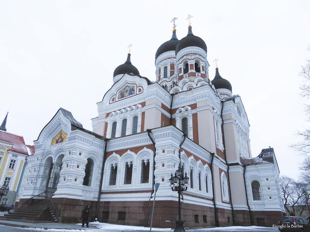 cattedrale alexander nevskij tallinn