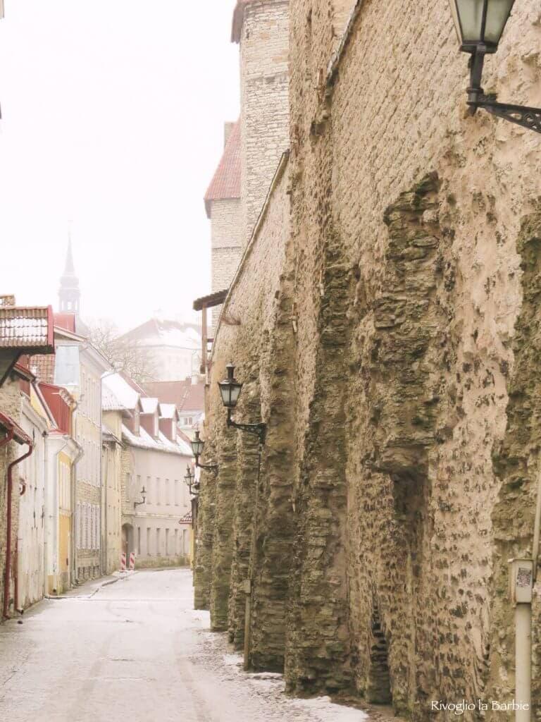 bastioni Tallinn