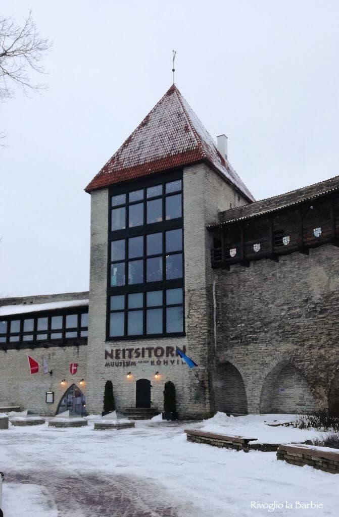 torre della vergine Tallinn