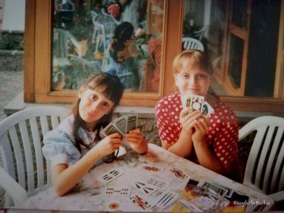 giocare a carte anni 90