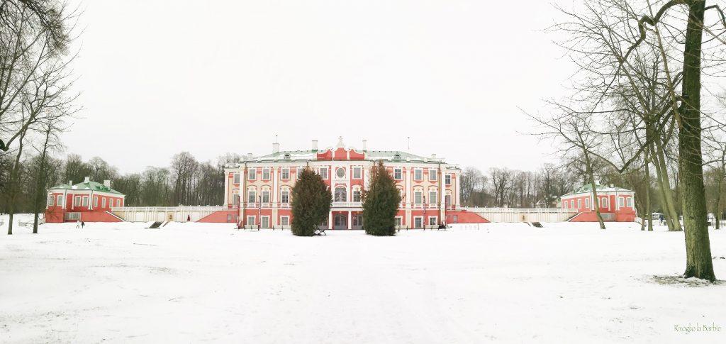palazzo Kadriorg Tallinn