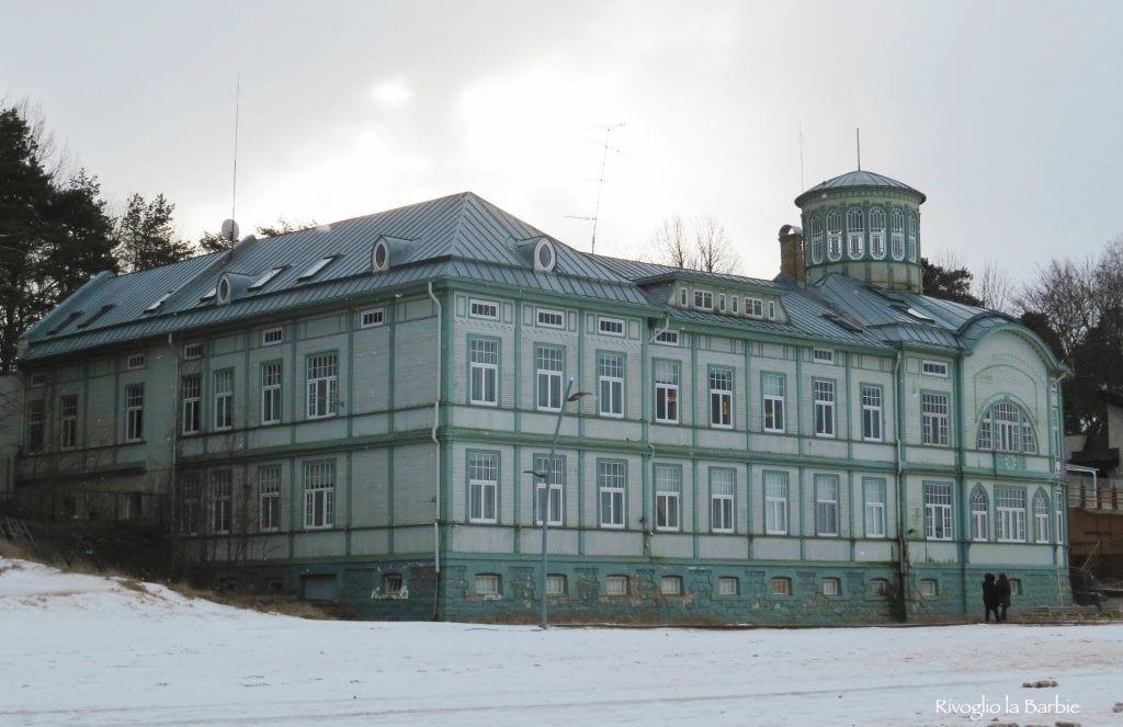 architettura jurmala