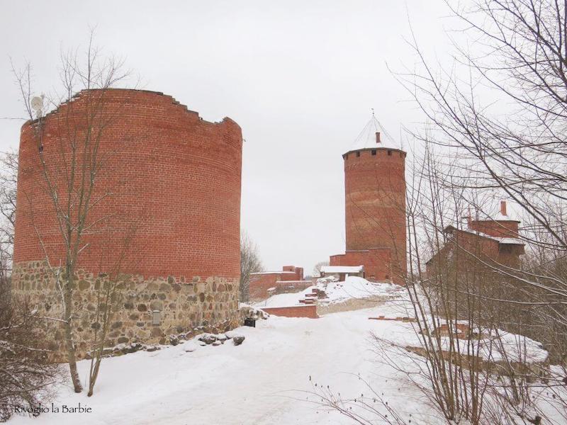 riserva di turaida castello