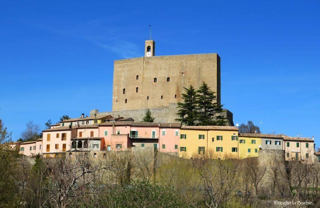 castello di Montefiore