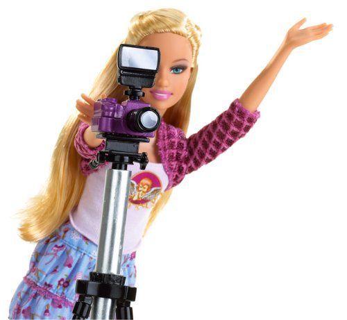 barbie fotografa