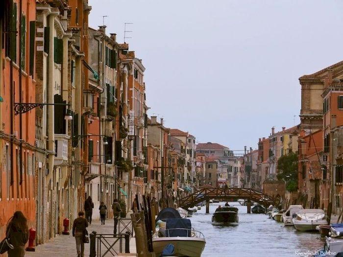 canale sestiere cannaregio