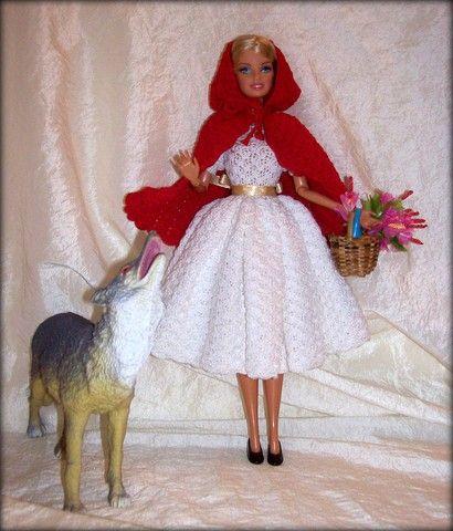 barbie cappuccetto rosso