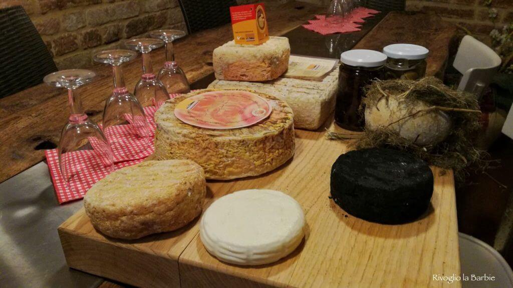 formaggi Fontegranne
