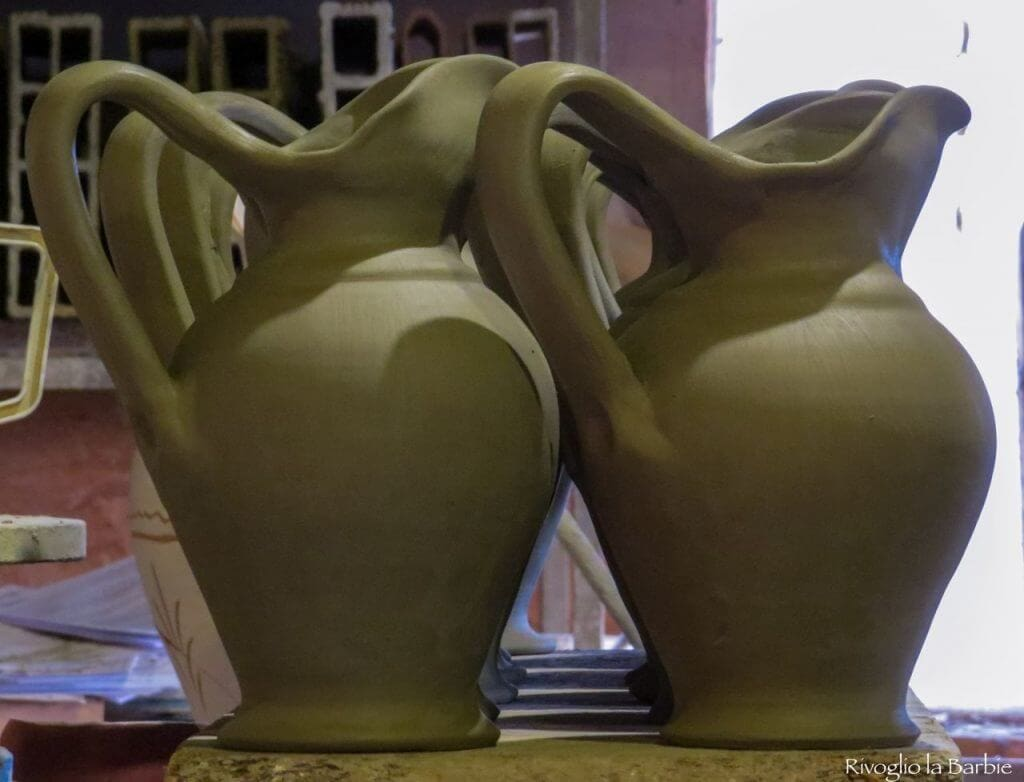 brocche argilla