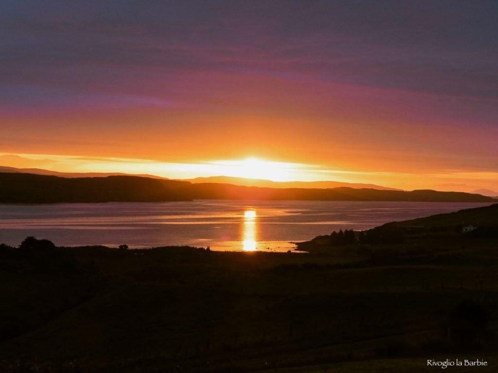 alba Scozia