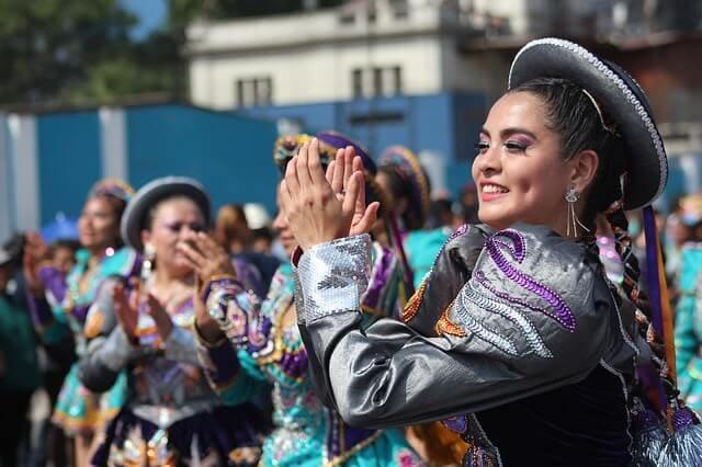 ballerine peruviane