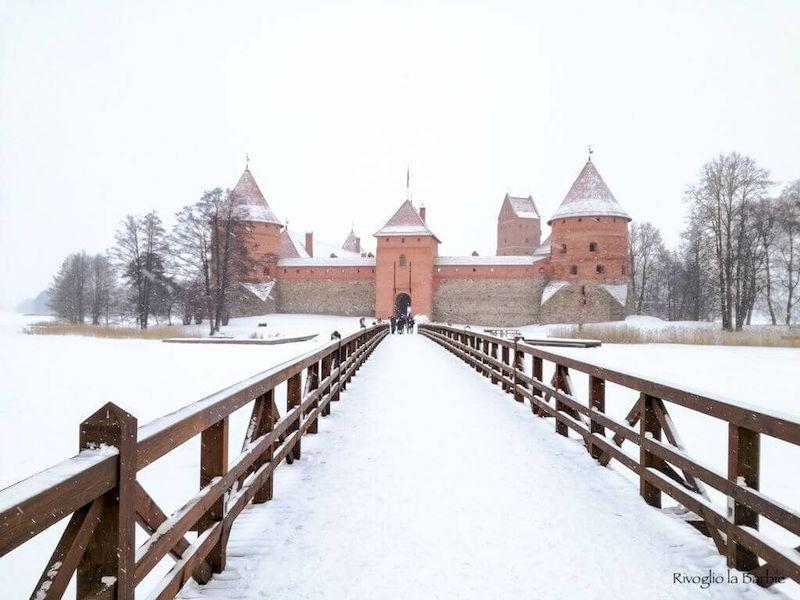 Castello dell'Isola di Trakai