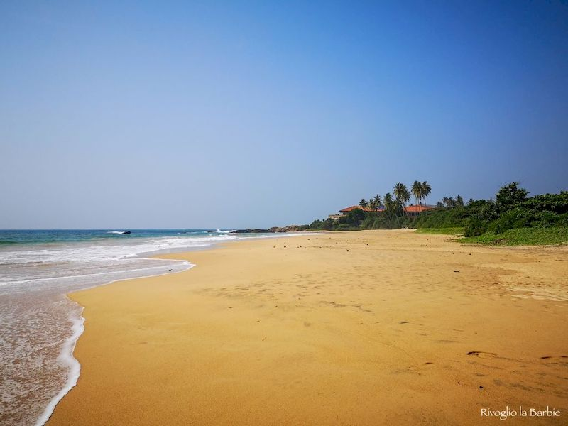spiaggia Galle
