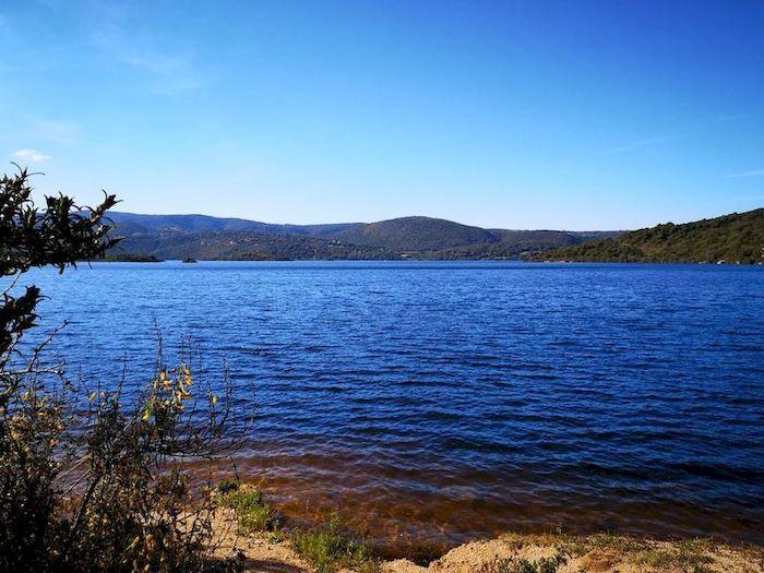 lago del liscia