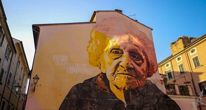 Murales Francesca Rolla