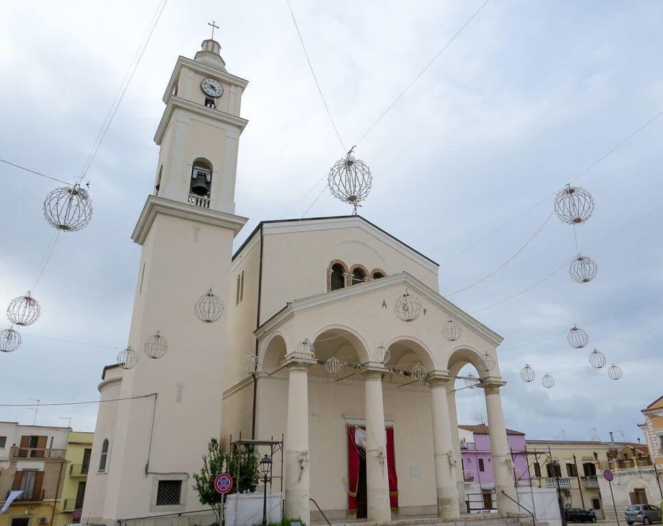 chiesa ss annunziata Lesina
