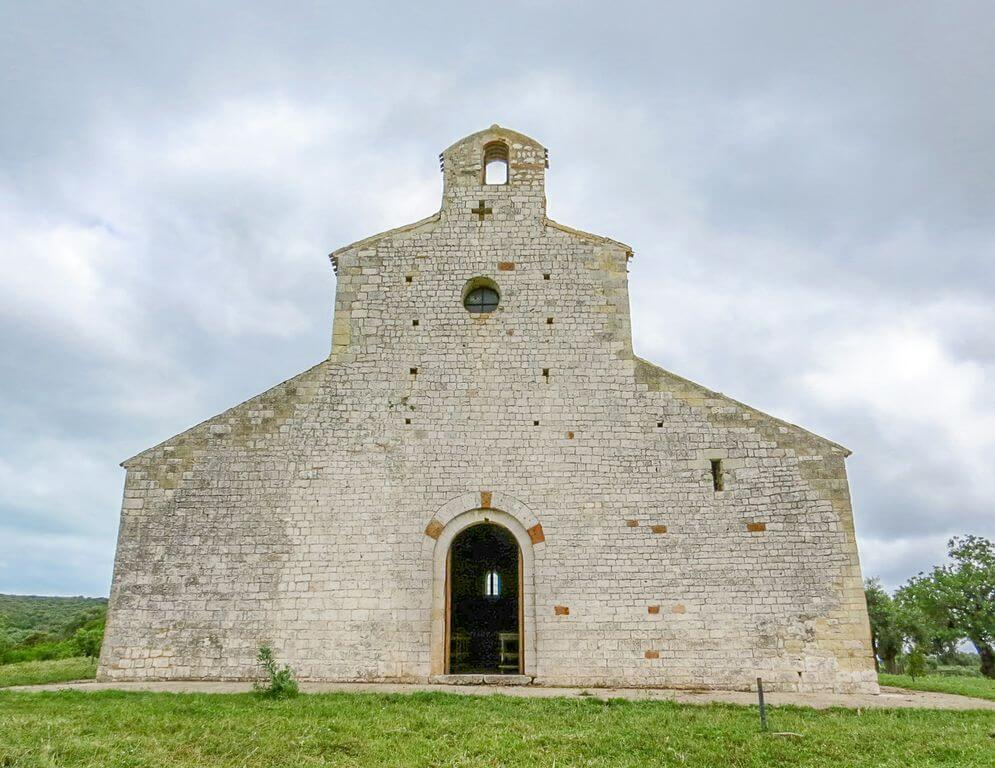chiesa maria san nicandro garganico