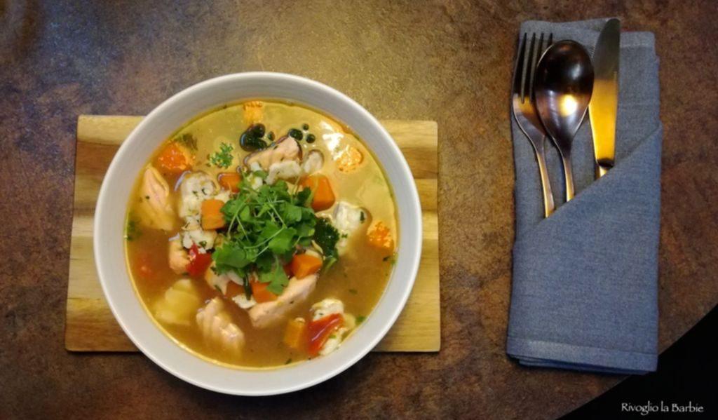 zuppa di pesce Karbes Tallinn