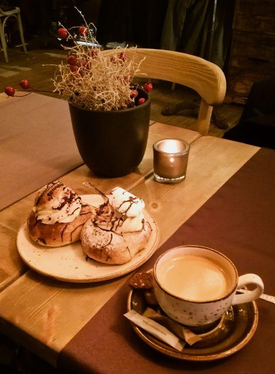 pausa caffé Tallinn pasticceria Rukis