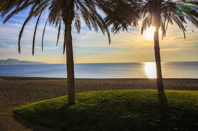 spiaggia Malaga