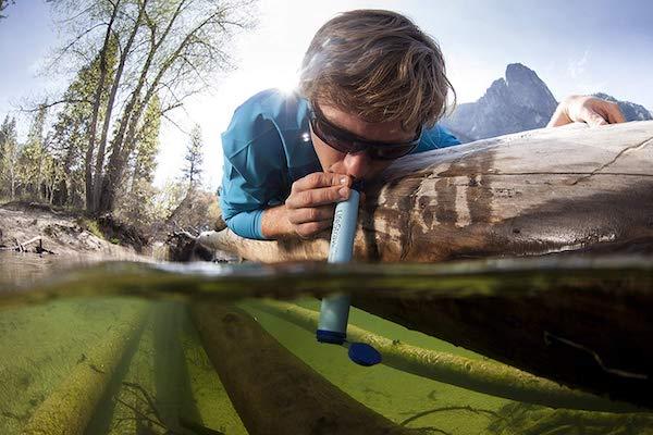 filtro acqua lifestraw