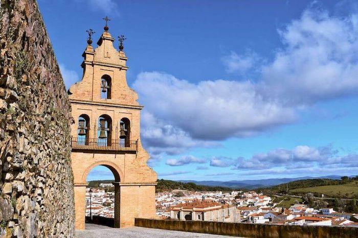 arco castello aracena