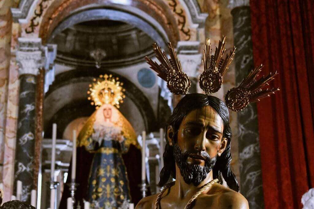 iglesia prioral nuestra senora del mayor dolor aracena