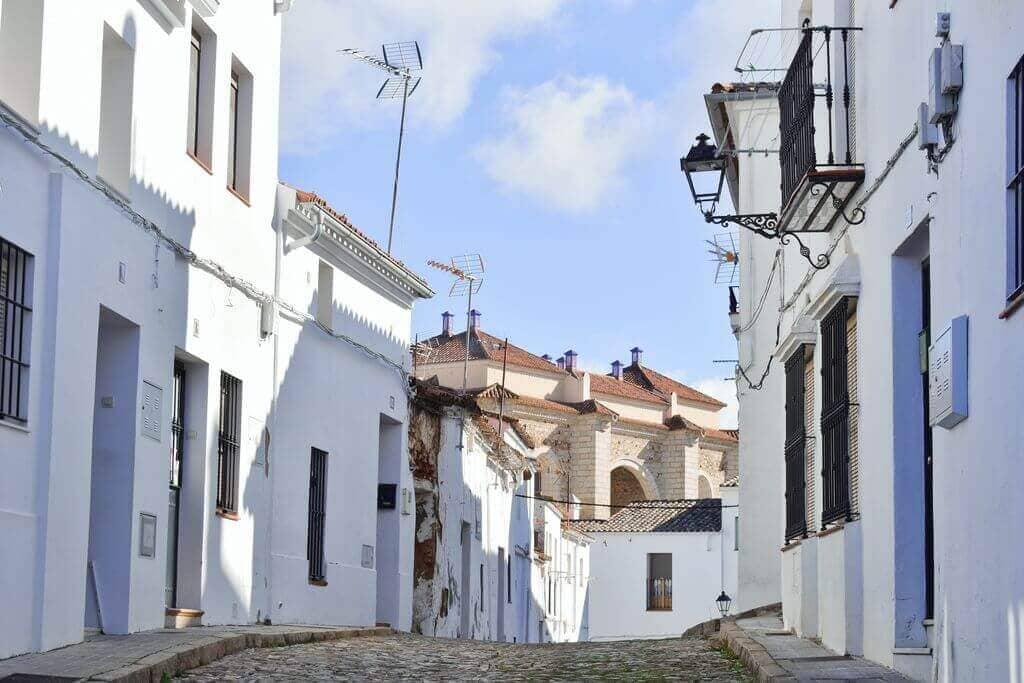 aracena case bianche