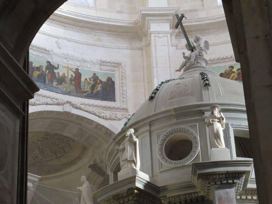 cattedrale cadice interno