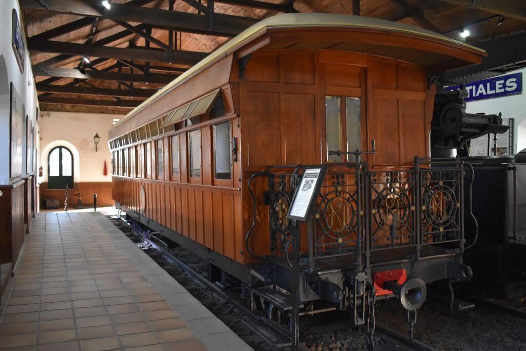 museo minero Rio Tinto