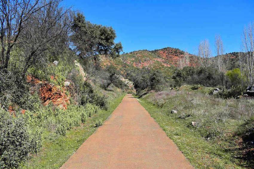 Via Verde Sierra Norte de Sevilla
